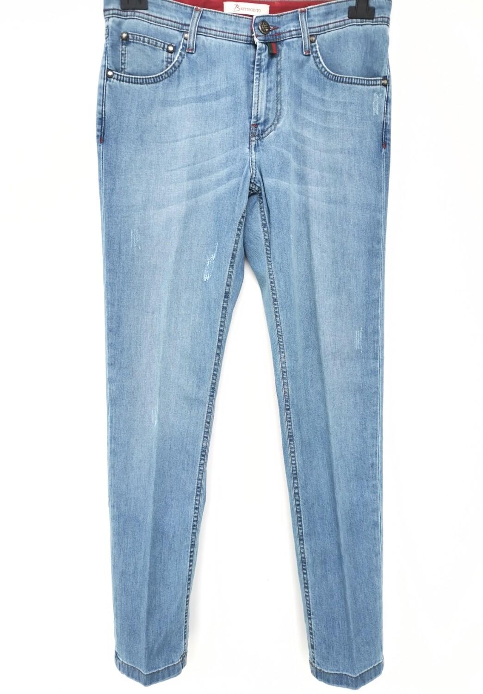 Jeans slim in denim stretch