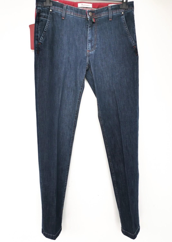 Jeans slim chino in denim stretch