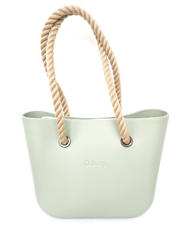 O BAG mini cargo con manici in corda