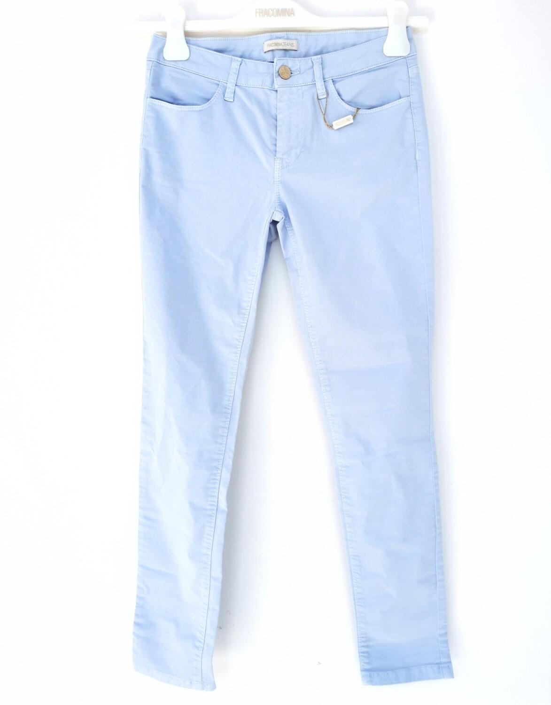 Pantalone super slim in tesstuo stretch