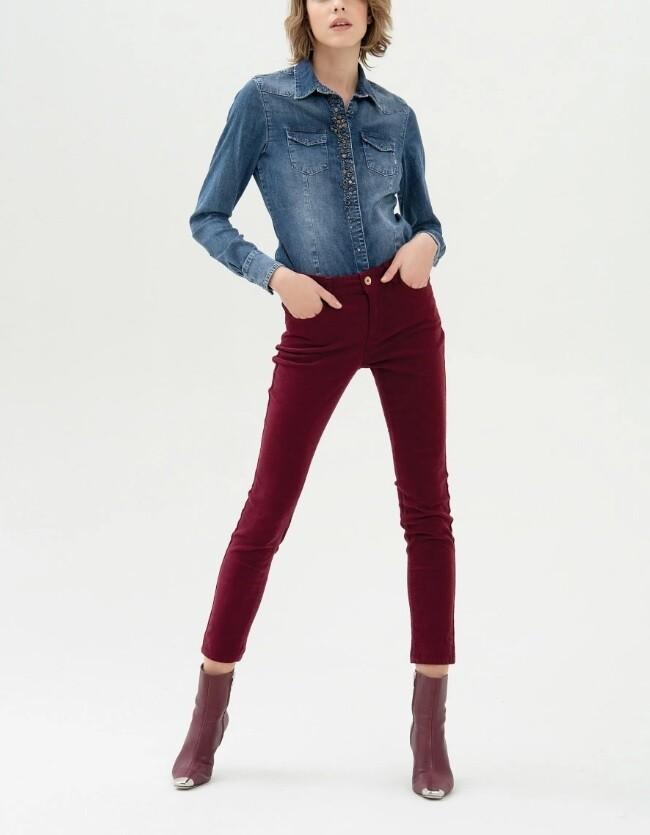 Pantalone skinny cropped BELLA PERFECT SHAPE