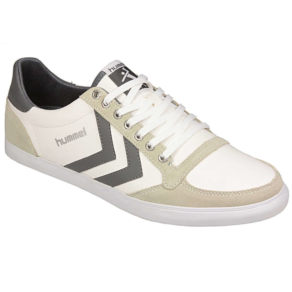 Hummel canvas sneakers