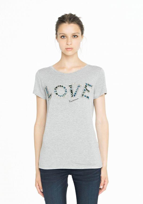 Fracomina T-shirt love