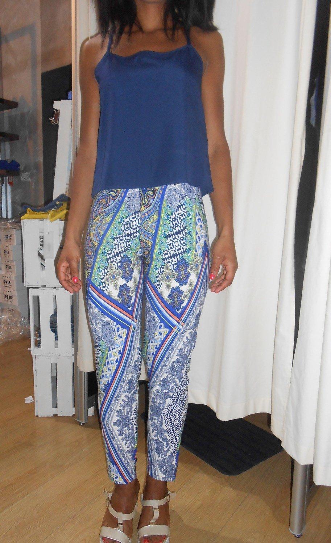 Pantalone morbido Fracomina
