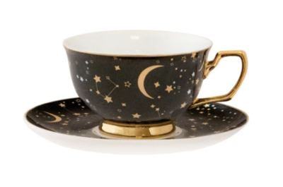 Teacup & Saucer : It's Written in the Stars