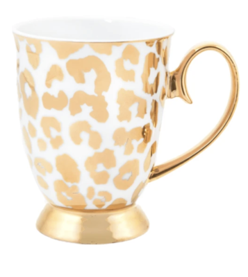 Coffee Mug : Louis Leopard