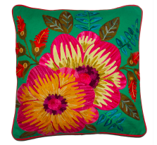 Cushion : Hibiscus Large