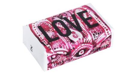 Soap : Love (Frangipani)