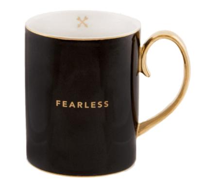 Coffee Mug : Fearless