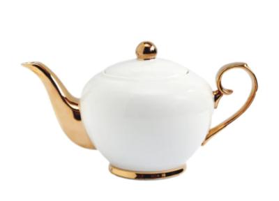 Teapot : Ivory