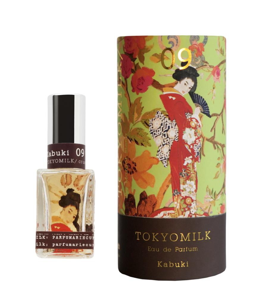 Kabuki No. 09 - Boxed Eau De Parfum