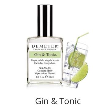 Demeter - Gin & Tonic