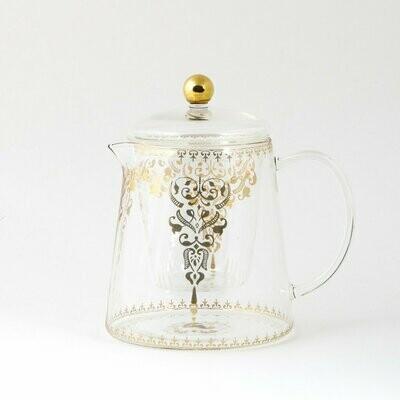 Glass teapot by LyndalT - Moroccan Design 800ml