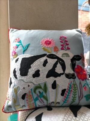Cushion : Cow