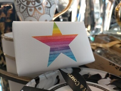 Soap : Rainbow Star Goats Milk Soap