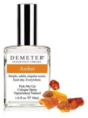 Demeter - Amber