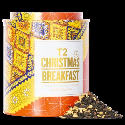 T2 Christmas Breakfast