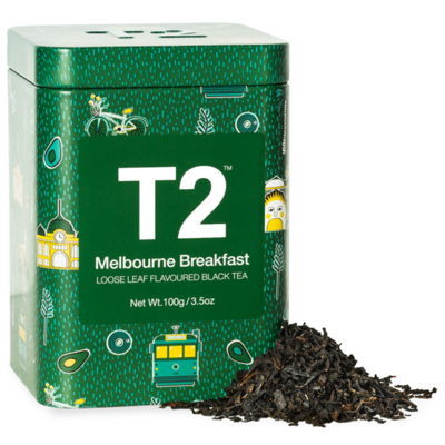 T2 Melbourne Breakfast 100g Tin