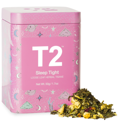 T2 Sleep Tight Loose Leaf 50g Icon Tin