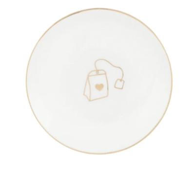 Teatime Trinket Dish