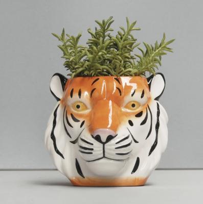 Tiger Planter