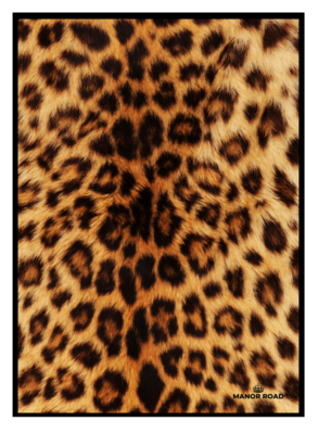 Tea towel - Leopard