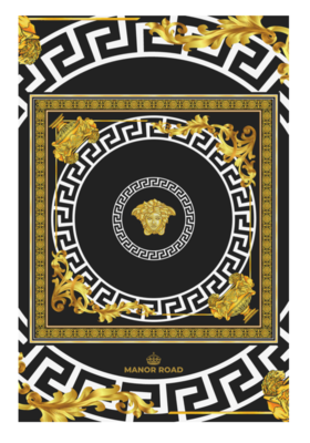 Tea towel - Baroque