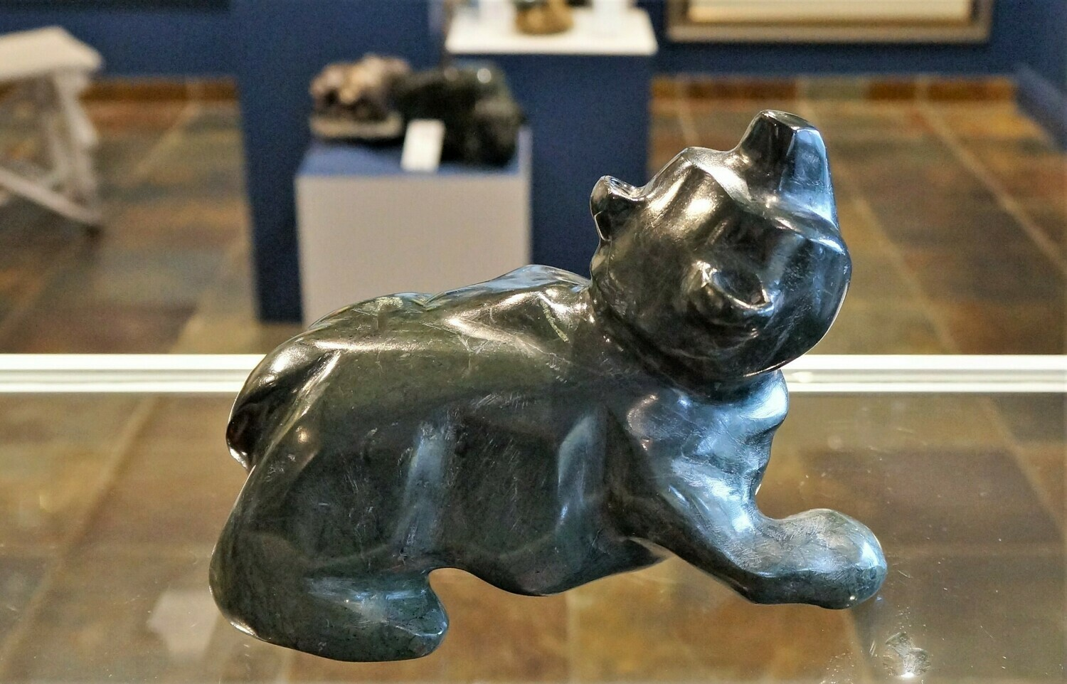 Whimsical Bear, by Paul McCarl