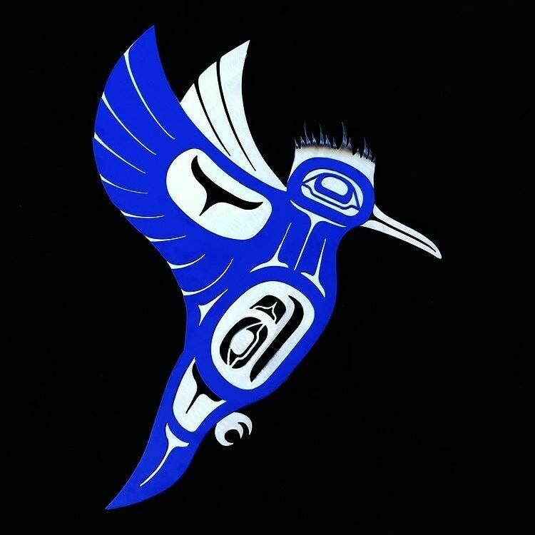 Kingfisher, by Trevor Husband