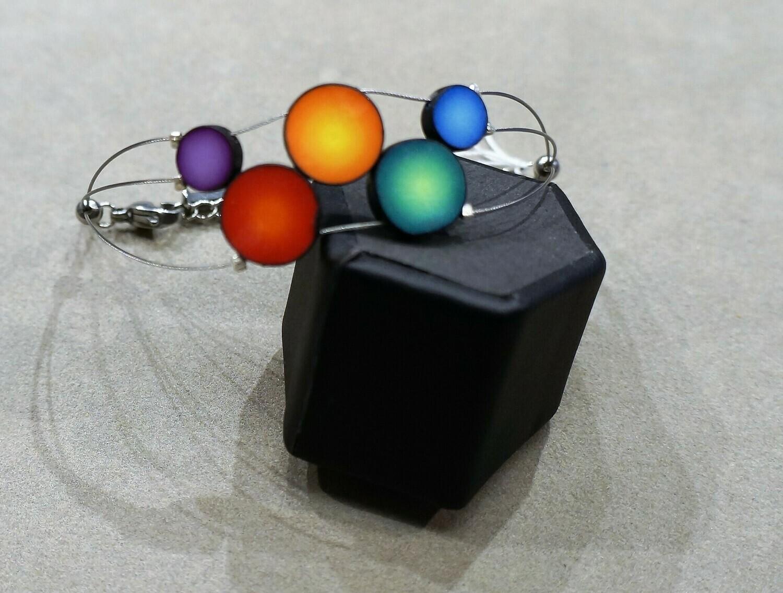 Bubbles bracelet, by Sophiori