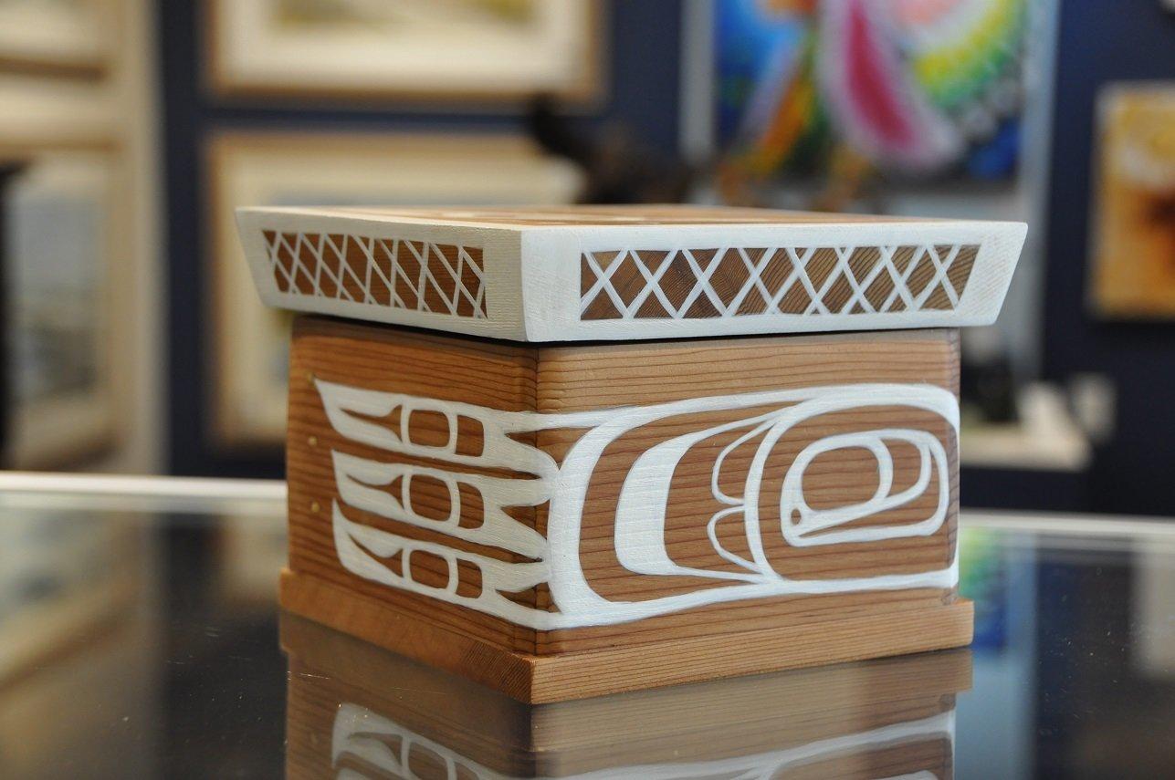 Bentwood Box,