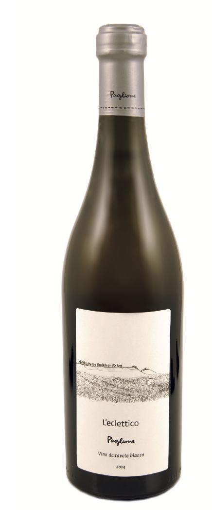 "Vino bianco da tavola 2014 ""L'Eclettico"""