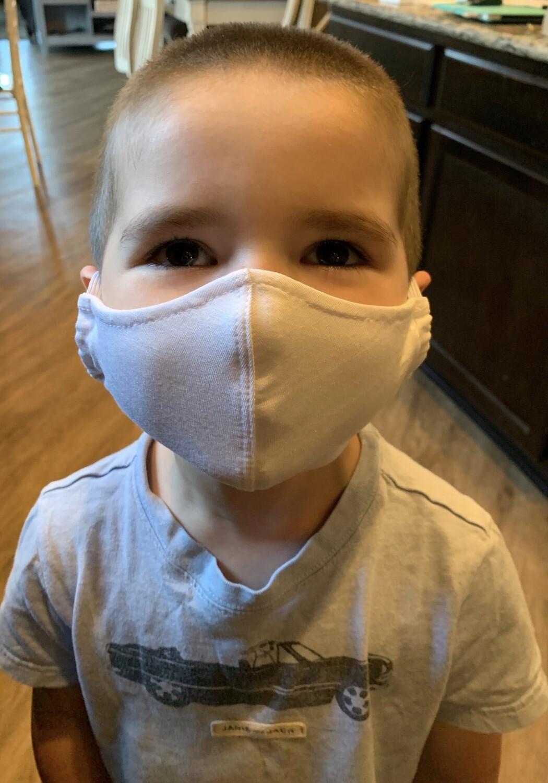 Sleep Crown Kid's Face Mask, Set of 2