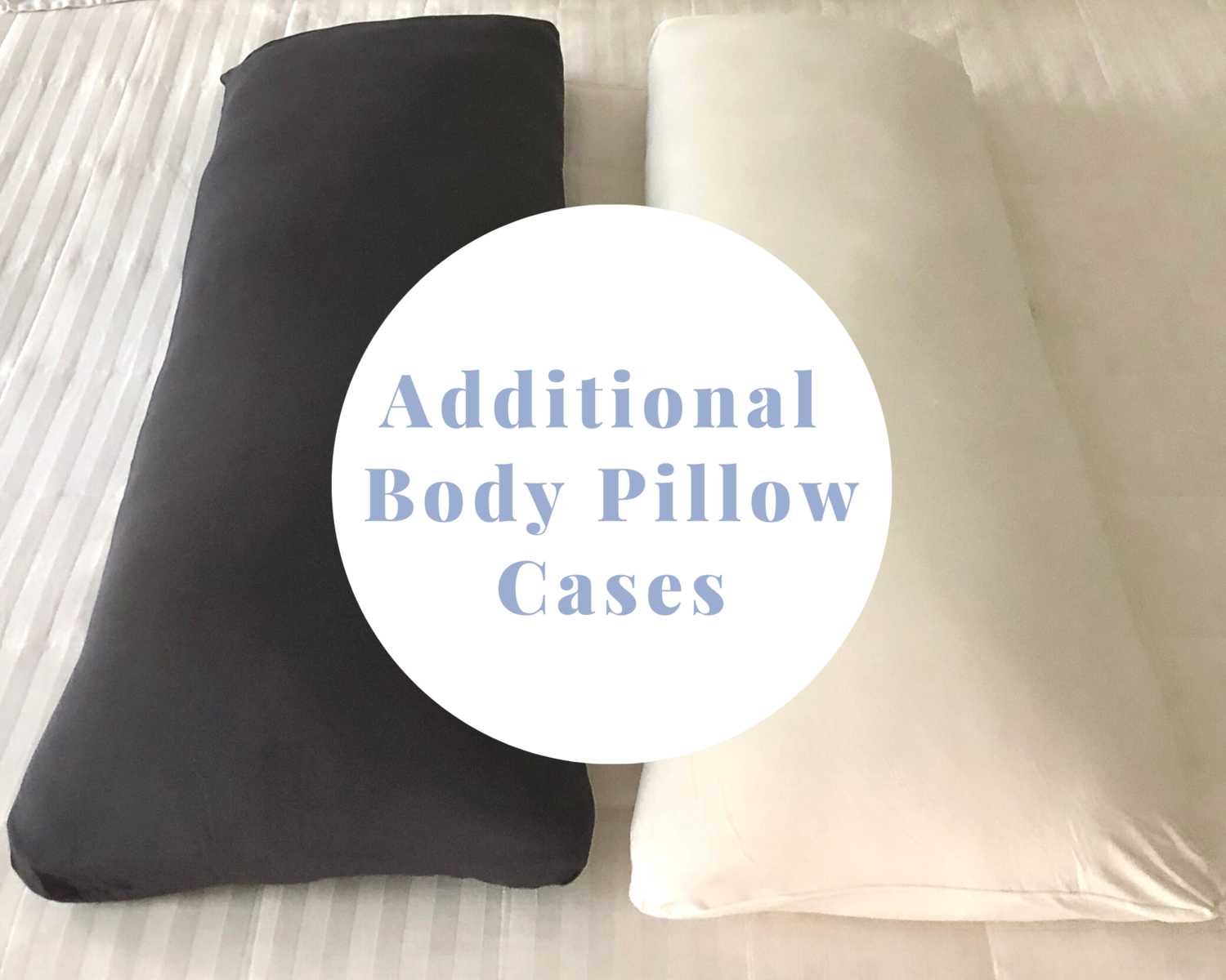 Additional Noble Body Pillow Cases