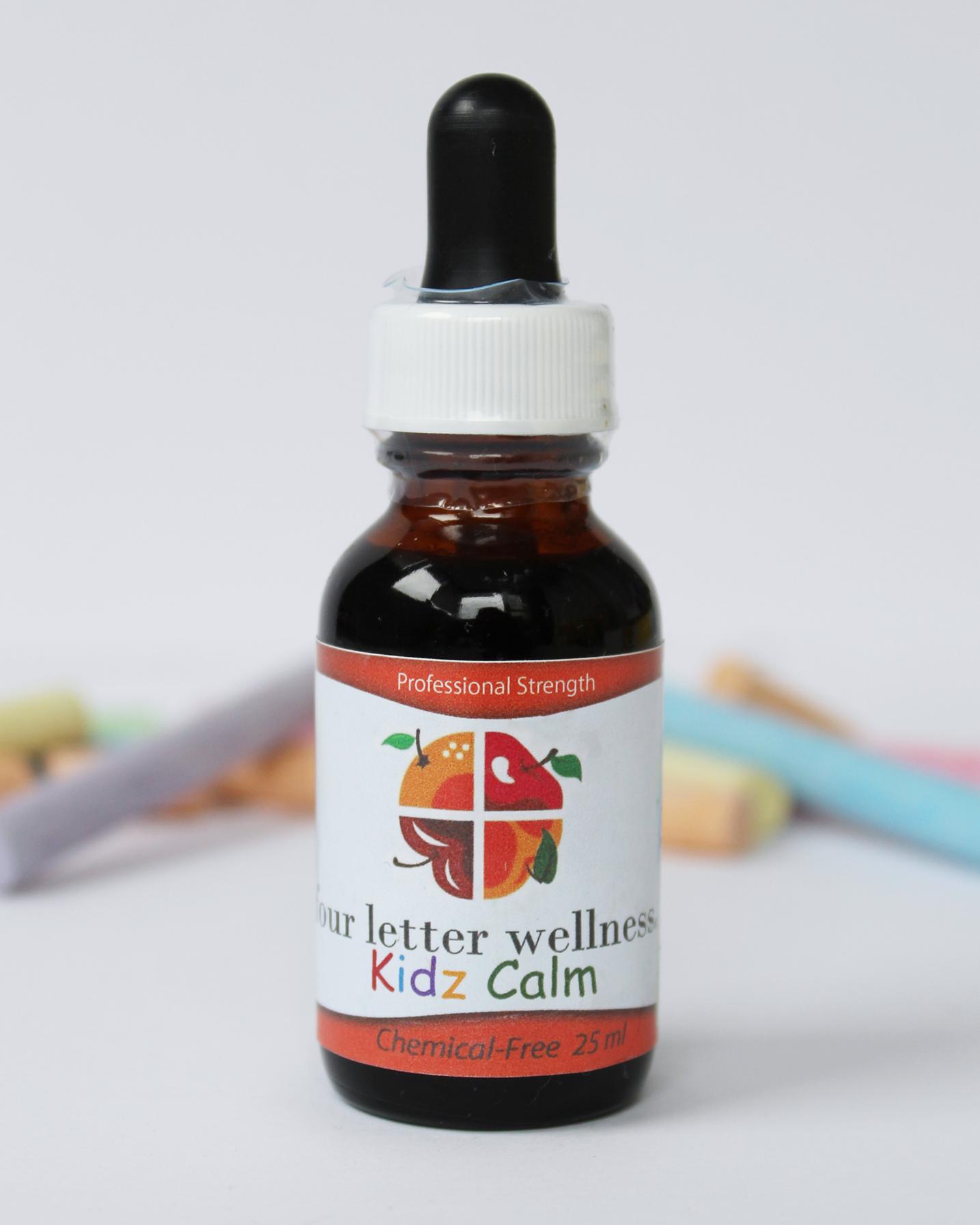 Kidz Calm - Herbal Tincture 00003