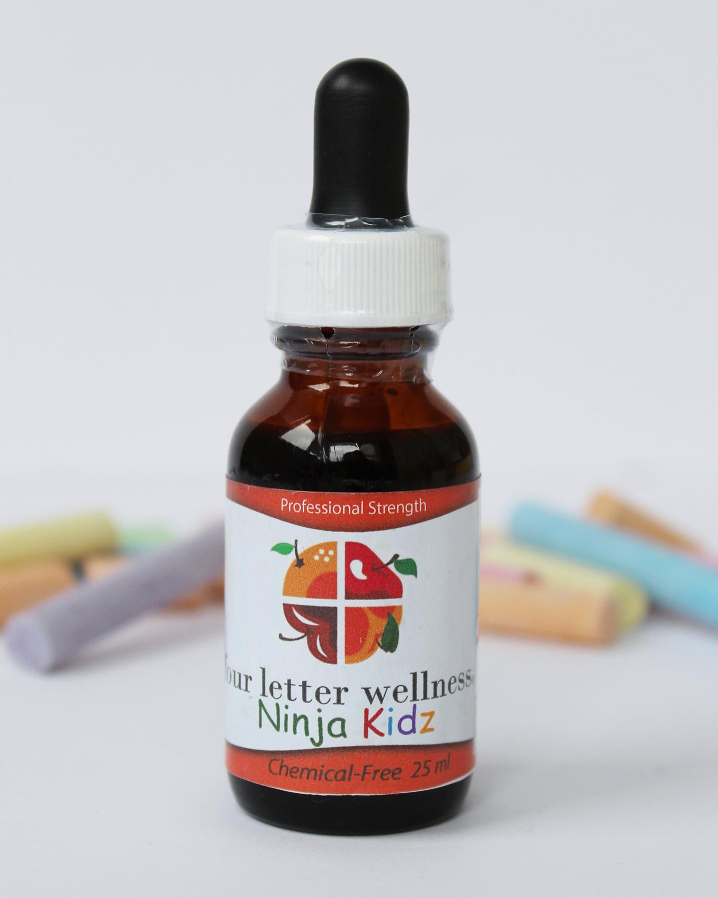 Ninja Kidz - Herbal Tincture 00004