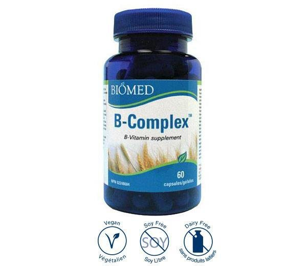 B -Complex by Biomed 00010