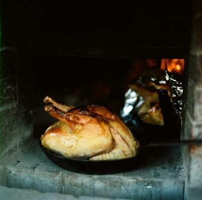 August 18 - Cooking in a Wood Fired Oven with Marie Rutherford