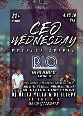 CEO Wednesday