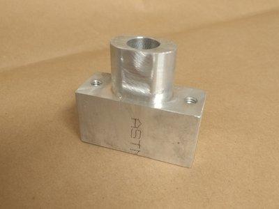 Block-Pin, Door, Center