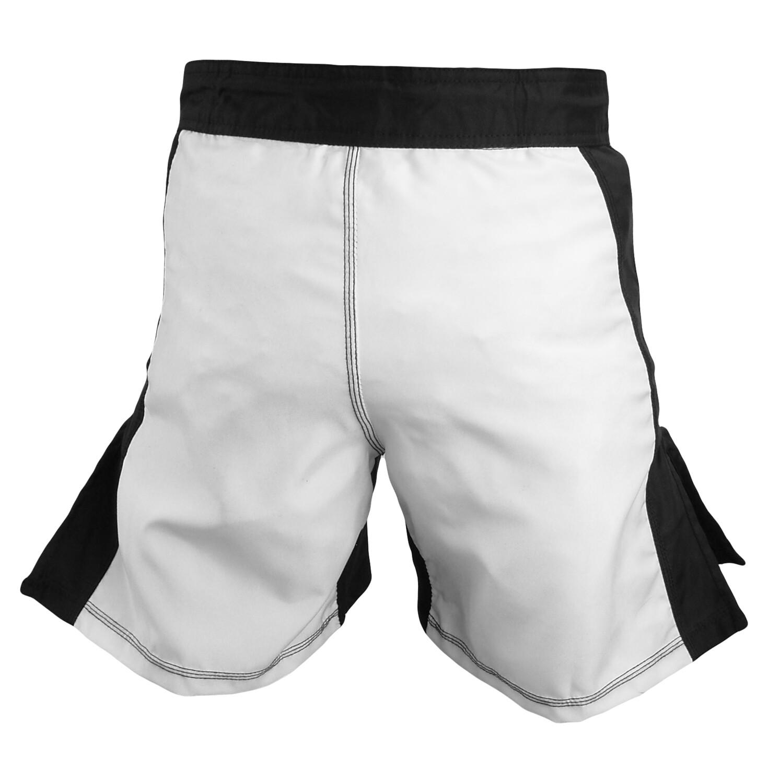 MMA Shorts, White