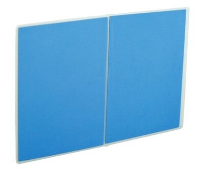 Breaking Board, Re-breakable, Flat; Blue