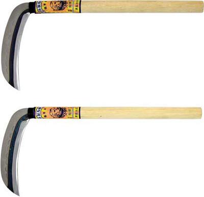 """Kama- Steel Blade, Sharpened, 18""""L"""