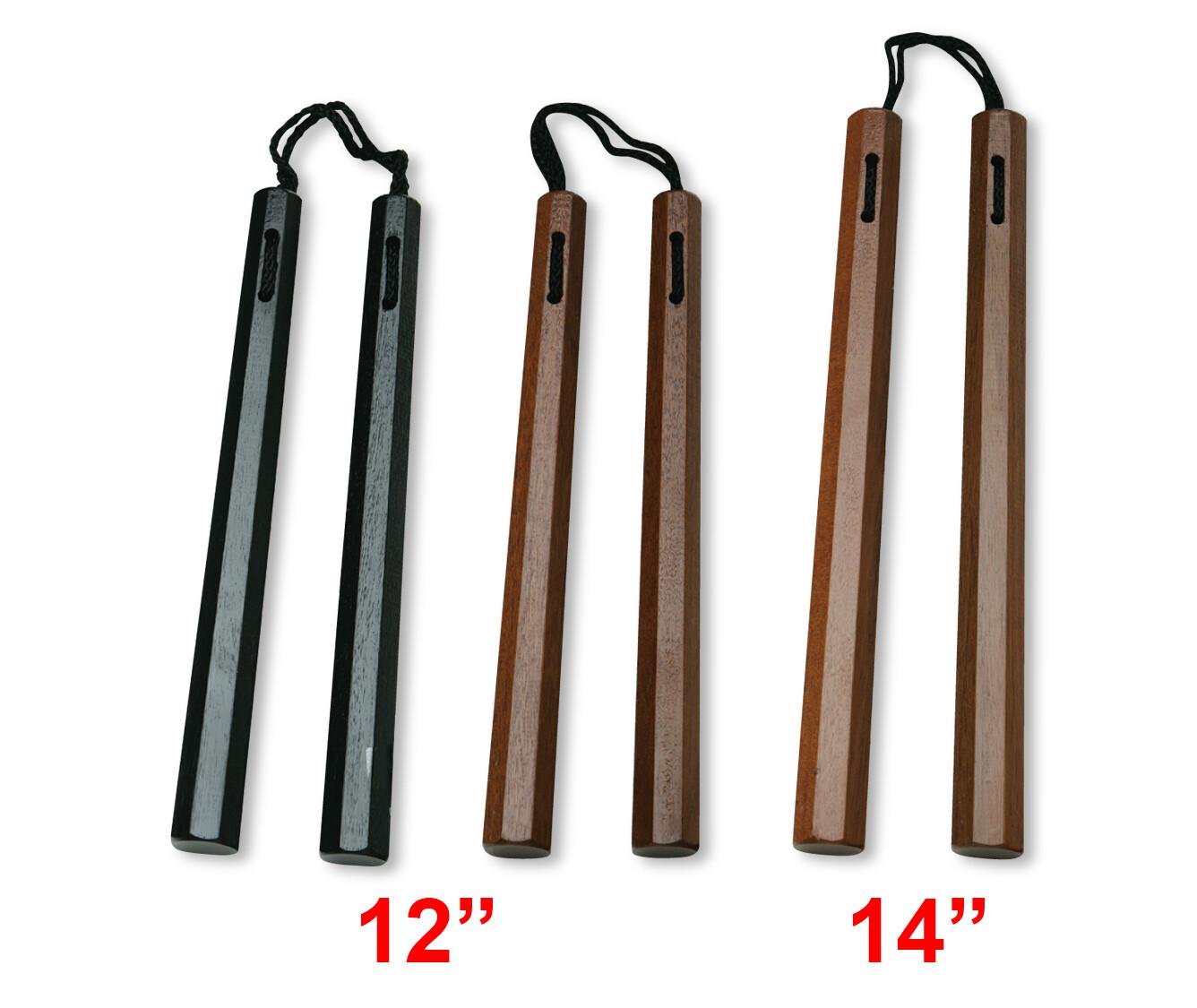 Nunchaku- Rope, Wood