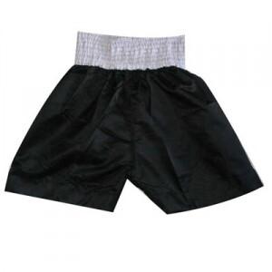 Boxing Shorts, Black