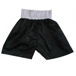 Boxing Shorts, Black