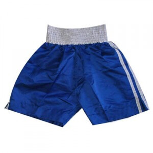 Boxing Shorts, Blue