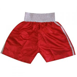 Boxing Shorts, Red