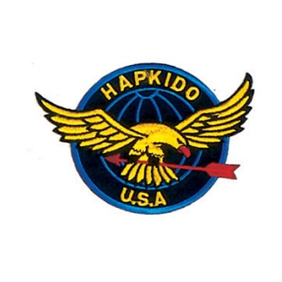 Patch, Logo, Hapkido, 4""