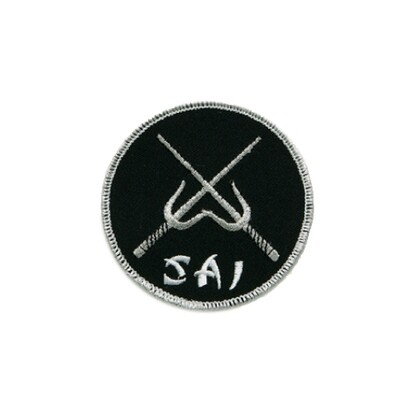 Patch, Logo, Sai, 3""